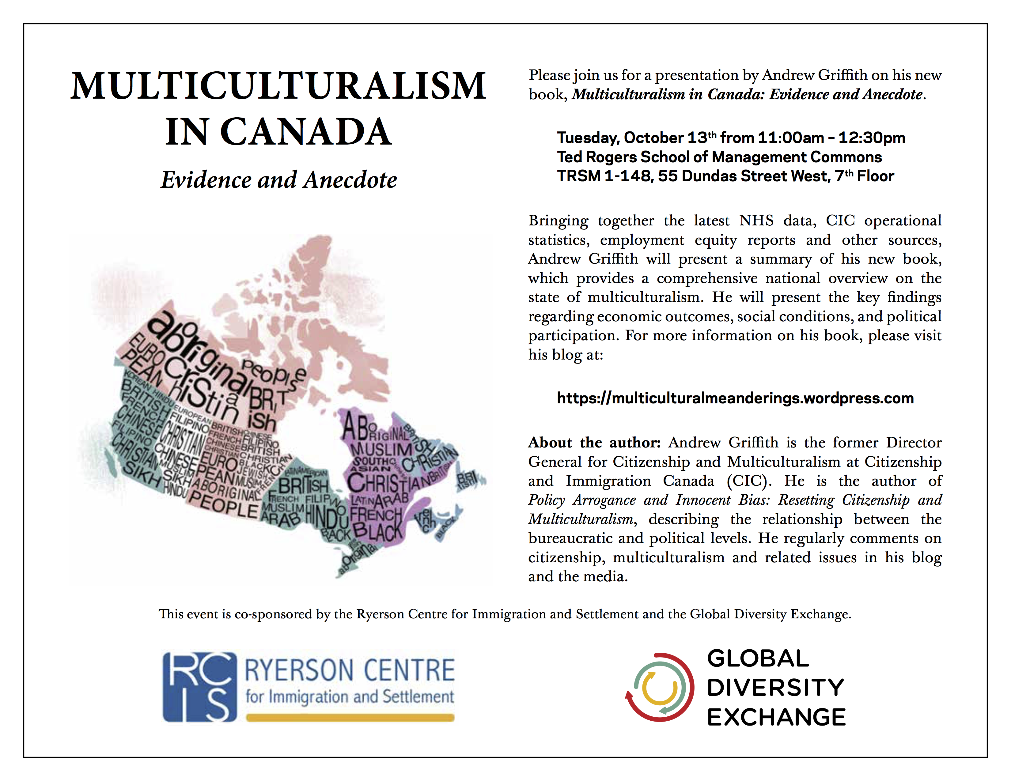 what is multiculturalism in canada