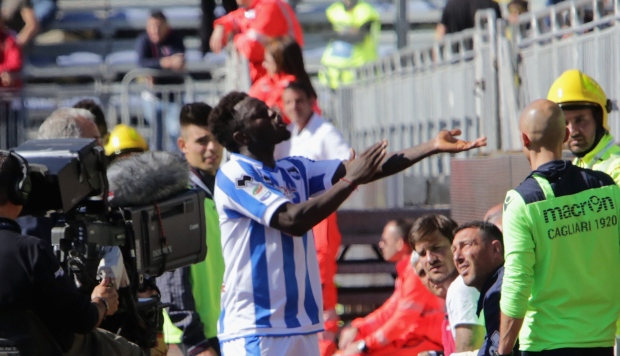 Sulley Muntari — Italian soccer player