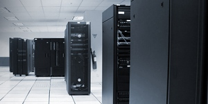 Shared Services Canada data centre